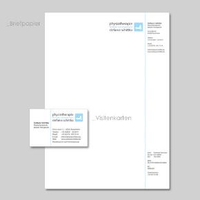 Grafikdesign - Visitenkarte & Briefpapier - Schittko